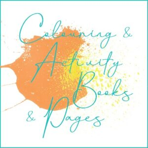 Colouring & Activity Books & Pages