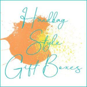 Handbag Style Gift Bags