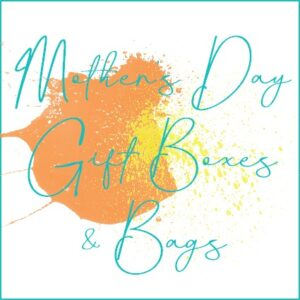 Mother's Day Gift Bags & Boxes