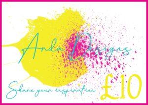 Arda Designs Gift Cards