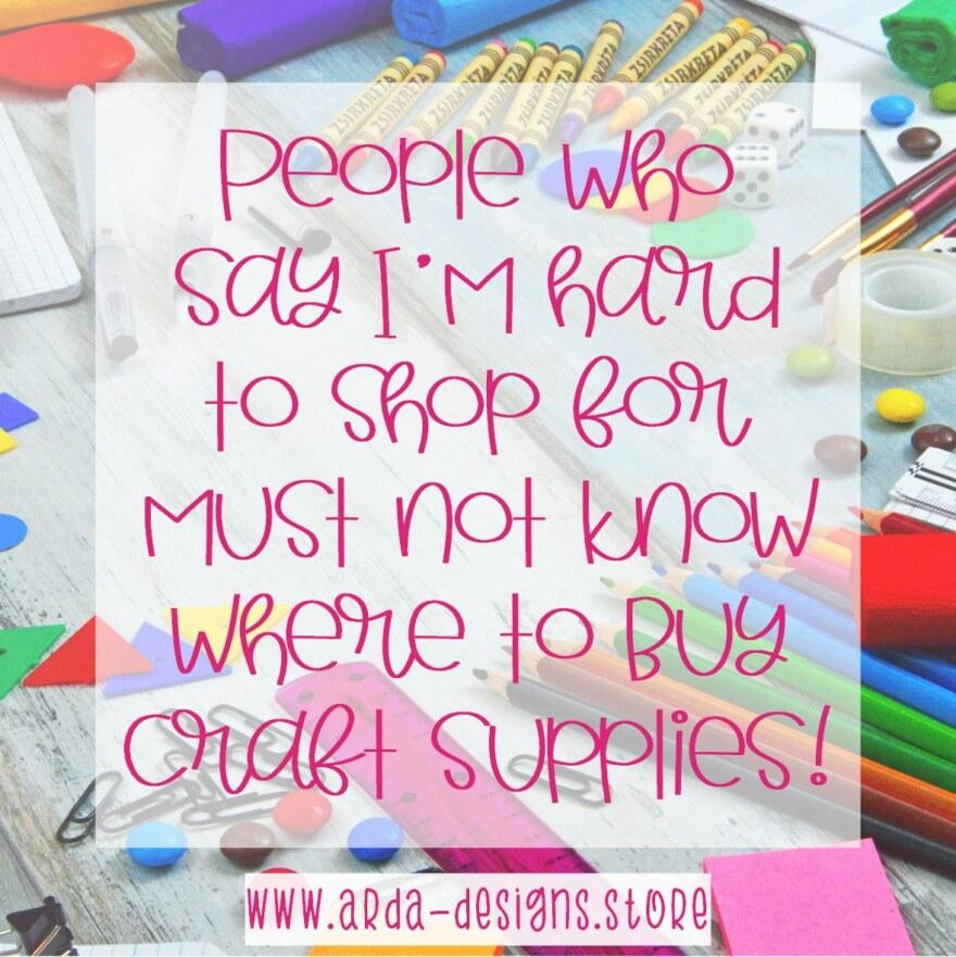 craft supplies 150dpi
