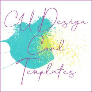 CU Design Card Templates