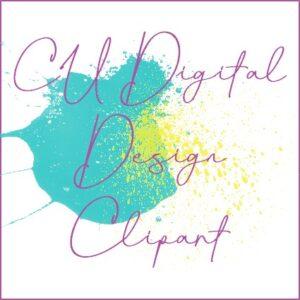 CU Digital Design Clipart